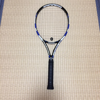 バボラ(Babolat)の中古テニスラケット Babolat puredrive107(ラケット)