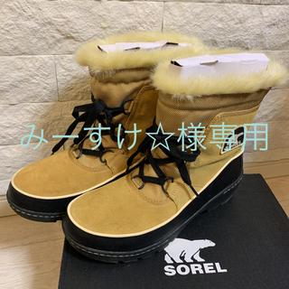 ソレル(SOREL)の美品‼︎SOREL ソレル スノーブーツ ティボリ TIVOLIIII (ブーツ)
