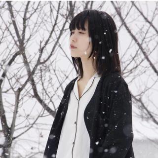 ジーユー(GU)の新品♡GU サテン パジャマ♡ルームウェア Lサイズ(ルームウェア)
