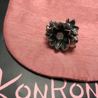 コンロン(KONRON)のKONRON ロータスリング 13号(リング(指輪))