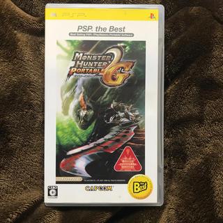 プレイステーションポータブル(PlayStation Portable)のMonster Hunter2g  PSP(家庭用ゲームソフト)