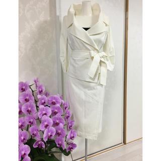 ノーベスパジオ(NOVESPAZIO)のNOVESPAZIO ホワイトスーツ(スーツ)
