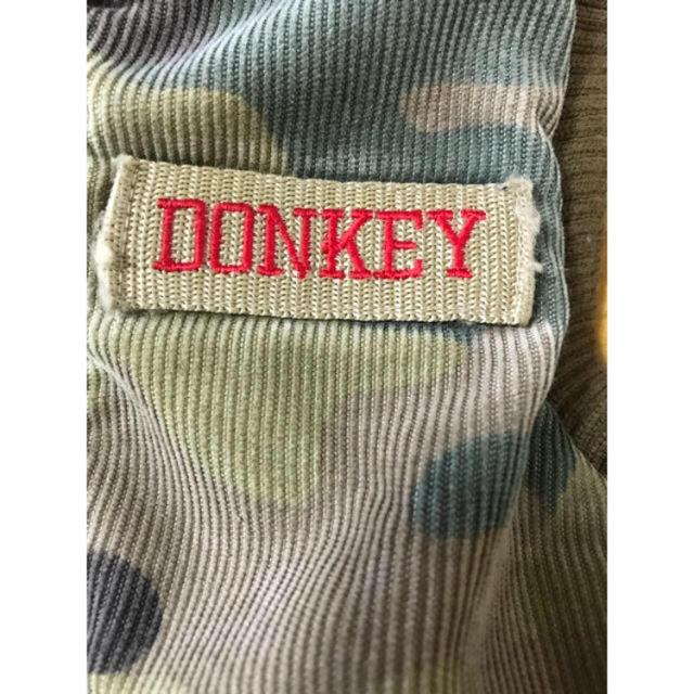 Donkey Jossy(ドンキージョシー)のカモフラ アウター キッズ/ベビー/マタニティのキッズ服 男の子用(90cm~)(ジャケット/上着)の商品写真