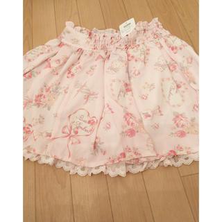 リズリサ(LIZ LISA)の新品タグ付き*スカート(ミニスカート)