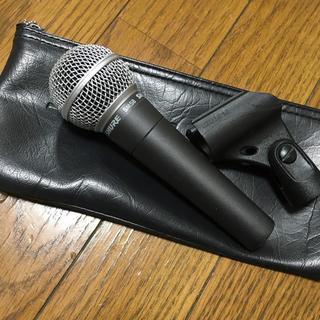 sm58 マイク 美品(マイク)