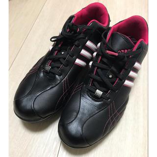 アディダス(adidas)のアディダス ゴルフシューズ 24cm(シューズ)
