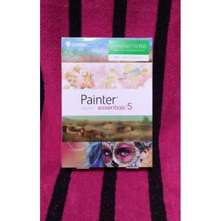 Corel Painter Essentials5 イラスト ペインター