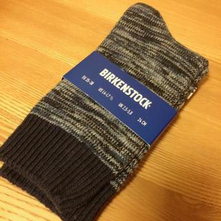 ビルケンシュトック(BIRKENSTOCK)のビルケンシュトック 靴下(ソックス)