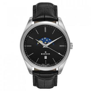 エドックス(EDOX)のエドックス 腕時計 ムーンフェイズ(腕時計(アナログ))