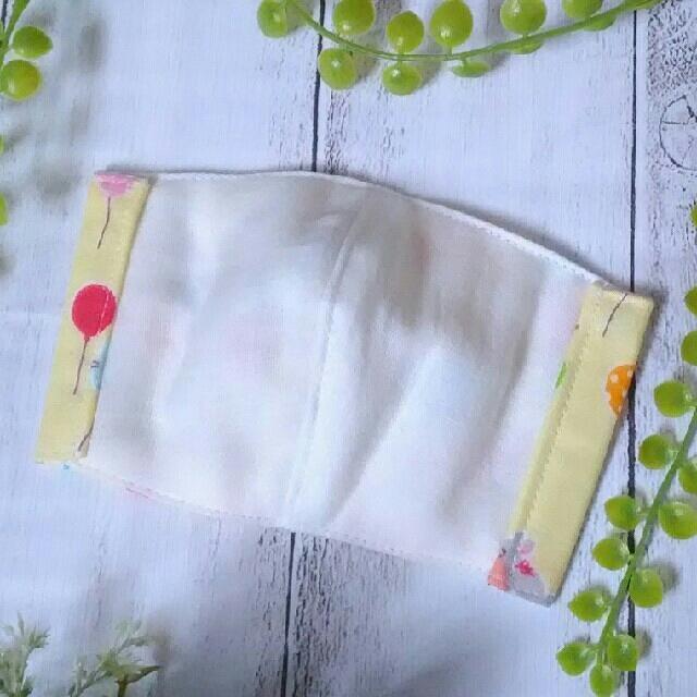 立体マスク 子供用 2 ハンドメイドのキッズ/ベビー(外出用品)の商品写真