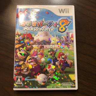 ウィー(Wii)のマリオパーティー8 (家庭用ゲームソフト)
