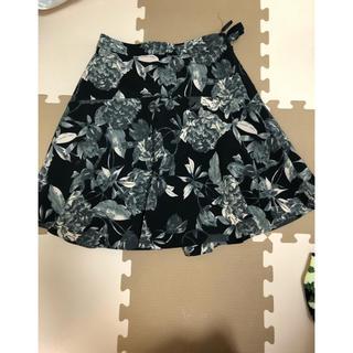 パウダーシュガー(POWDER SUGAR)のスカート(ひざ丈スカート)