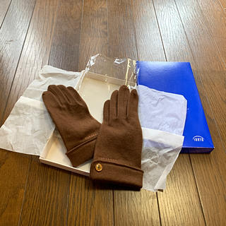 バーバリー(BURBERRY)のバーバリー手袋(手袋)