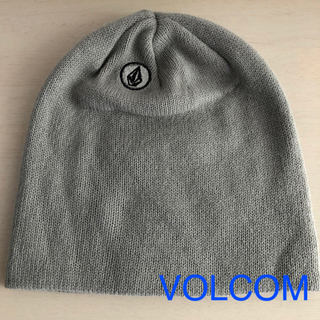volcom - VOLCOM ボルコム ニット帽