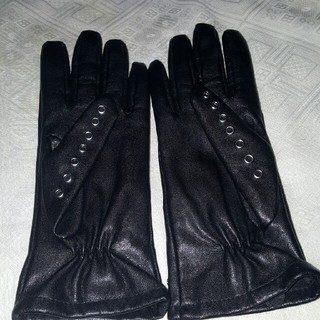 ザラ(ZARA)のレザーグローブ(手袋)