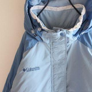 コロンビア(Columbia)のUS コロンビア マウンテン ジャケット 中綿 フリース W2XL(ウエア/装備)