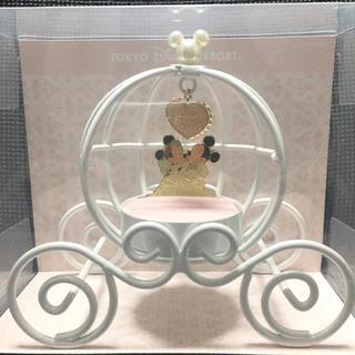 ディズニー(Disney)のディズニー ウェディング リングピロー  馬車(リングピロー)