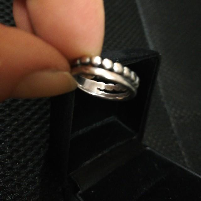 ❬シルバーリング 5号❭ レディースのアクセサリー(リング(指輪))の商品写真