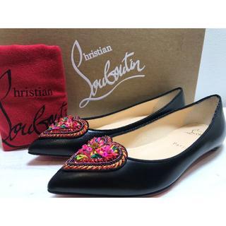 クリスチャンルブタン(Christian Louboutin)の未使用 Christian Louboutin ルブタン フラットシューズ 靴(その他)