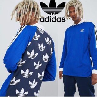 アディダス(adidas)の【即完売品】 adidas  originals ロンT 長袖(Tシャツ/カットソー(七分/長袖))