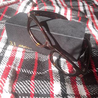 スリーワンフィリップリム(3.1 Phillip Lim)の31philliplim スリーワンフィリップリム メガネ 眼鏡 eyewear(サングラス/メガネ)