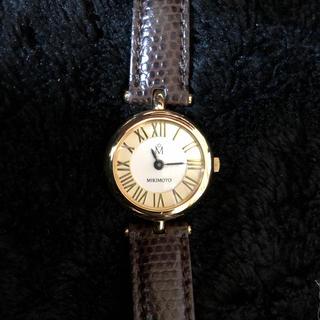 ミキモト(MIKIMOTO)のMIKIMOTO 腕時計(腕時計)