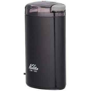 カリタ(CARITA)の電動ミルはこれが一番🍈カリタ 電動コーヒーミル ブラック|激安 値引不可(電動式コーヒーミル)