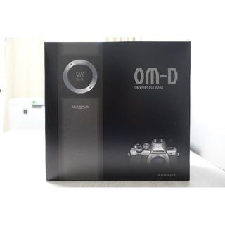 オリンパス(OLYMPUS)の【新品】オリンパスOM-D E-M10 Mark II EZダブルズームキット(デジタル一眼)