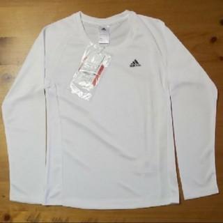 アディダス(adidas)の新品 adidas 長袖S(Tシャツ(長袖/七分))