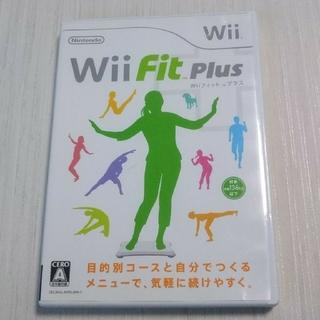 ウィー(Wii)のWii Fit plus(家庭用ゲームソフト)