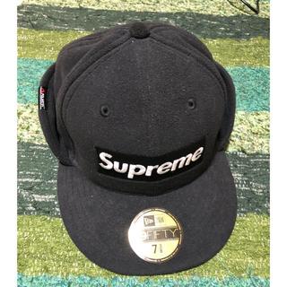 シュプリーム(Supreme)のSupreme polartec cap キャップ box logo(キャップ)