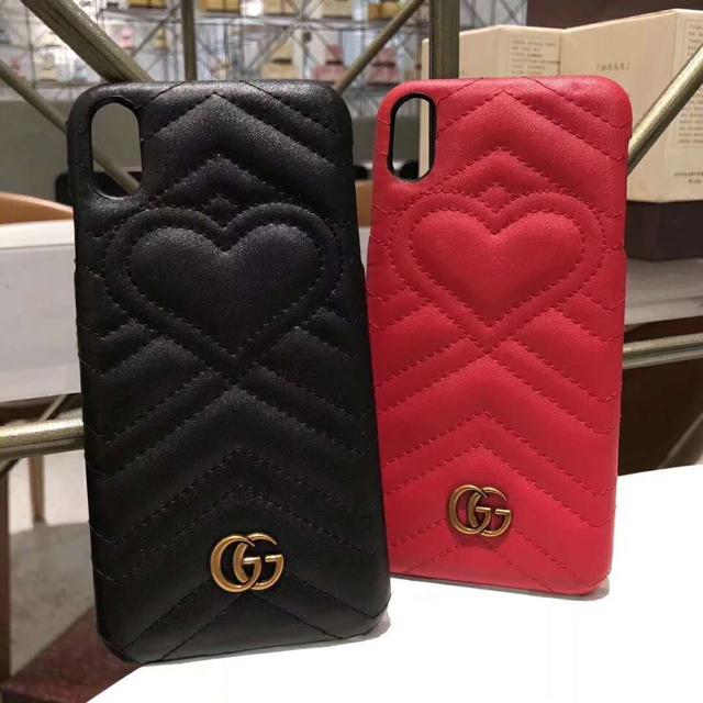 Gucci -  iPhone7/8対応  スマホケースの通販 by a.p.b|グッチならラクマ