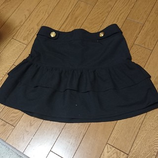 ジェーアイマックス(Ji.maxx)のJi‐maxx 黒スカート(ミニスカート)