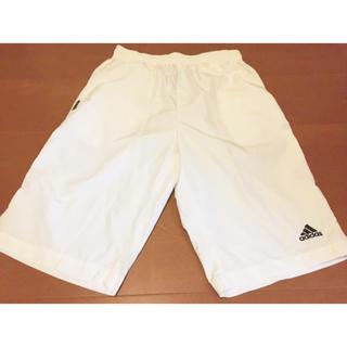 アディダス(adidas)の★アディダス★adidas★パンツ★ハーフパンツ★ホワイト★白★テニス★(ウェア)