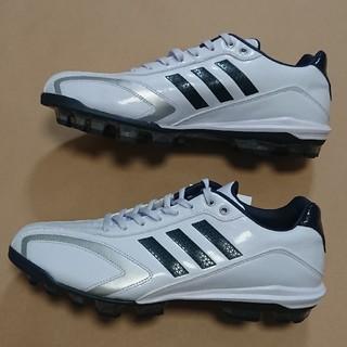 アディダス(adidas)の野球スパイクS 25cm アディダス adipure T3 LOW POINT(シューズ)