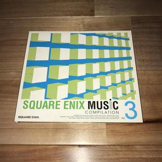 スクウェアエニックス(SQUARE ENIX)のスクエアエニックス music compilation 3(ゲーム音楽)
