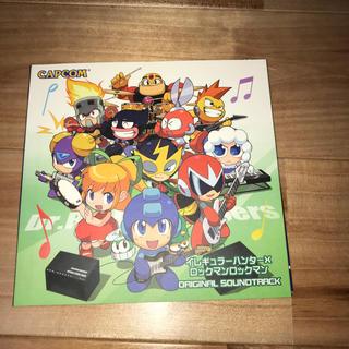 カプコン(CAPCOM)のロックマン サントラ(アニメ/ゲーム)