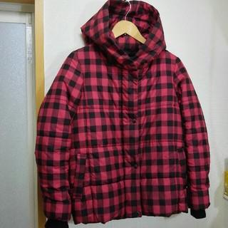 ジーユー(GU)のGU  レディース ナイロン中綿ジャケット(ナイロンジャケット)