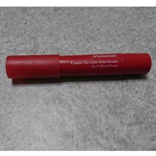 アモーレパシフィック(AMOREPACIFIC)のマモンド クリーミィティントカラーバームインテンス(口紅)