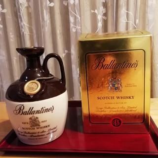バランタインカシミヤ(BALLANTYNE CASHMERE)のバランタイン スコッチウイスキー(ウイスキー)