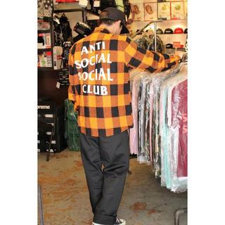 アンチ(ANTI)のANTI SOCIAL SOCIAL CLUB ASSC(シャツ)
