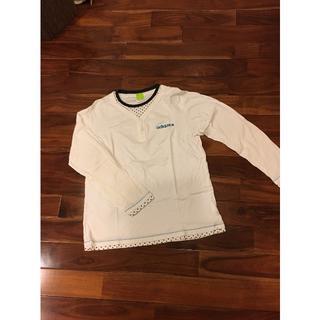 アディダス(adidas)のアディダス Lサイズ  長袖Tシャツ(Tシャツ/カットソー(七分/長袖))