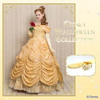 シークレットハニー(Secret Honey)の美女と野獣 ベル 仮装ドレスセット シークレットハニー(衣装)