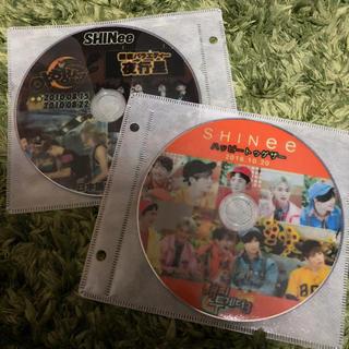 シャイニー(SHINee)のSHINee DVD 2枚セット(お笑い/バラエティ)