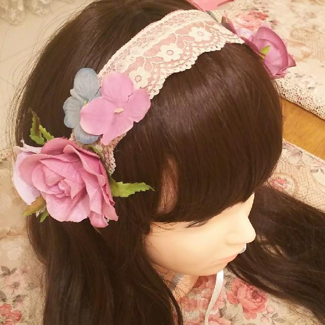 Innocent World(イノセントワールド)のクッキーちゃん様ご専用💠HinaHime~雛姫~💠 A01  レディースのヘアアクセサリー(その他)の商品写真