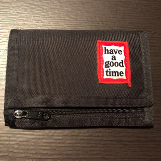 シュプリーム(Supreme)のhave a good time 三つ折り財布(財布)