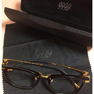フォーナインズ(999.9)の999.9フォーナインズ 眼鏡 新品(サングラス/メガネ)