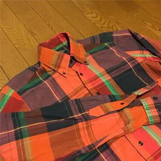 インディヴィジュアライズドシャツ(INDIVIDUALIZED SHIRTS)のGIDMAN BROTHERS VINTAGE L/S BD OXFORDシャツ(シャツ)