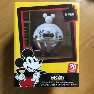 ディズニー(Disney)のmickey プレミアム USB アロマフレッシュナー(アロマグッズ)