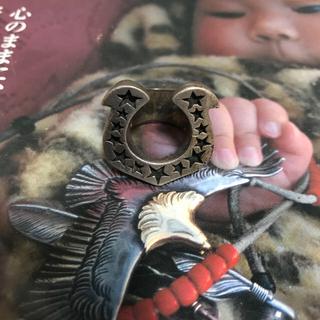 テンダーロイン(TENDERLOIN)のホースシューリング(リング(指輪))